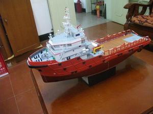 五十米拖船模型