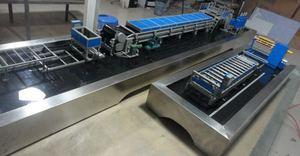 全新夾芯板機生産線