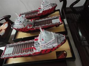 五十米拖船模型 (2)