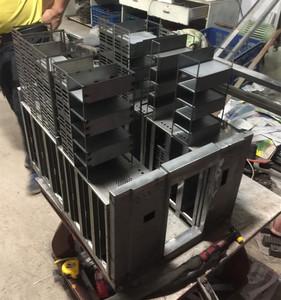 科華恒盛智能全自動金屬模型