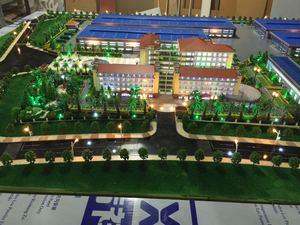 龍岩上杭鴻航科技有限公司廠房辦公樓