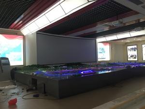 保稅港區一樓展廳