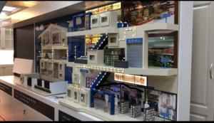 智能家具及智能售貨系統模型